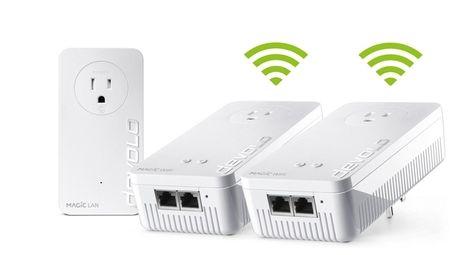 Devolo rates the Magic 2 Wi-Fi to reach