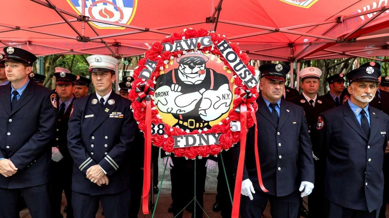 New York Fire Department commissionerDan Nigrospoke at a