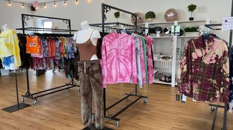 The typical shopper at Luxe Refashioned Boutique in