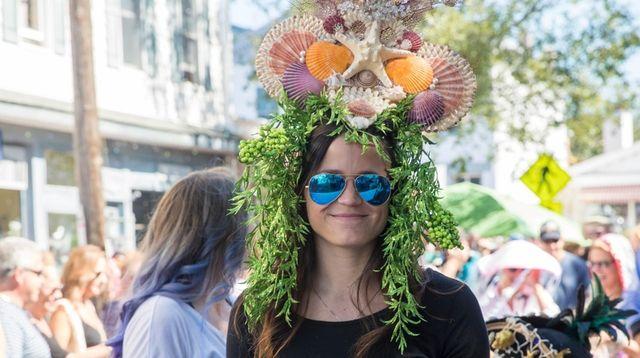 The Greenport Maritime Festival returns Sept. 18 and