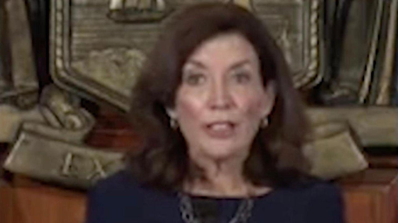 On Wednesday, Gov. Kathy Hochul said EMTs would