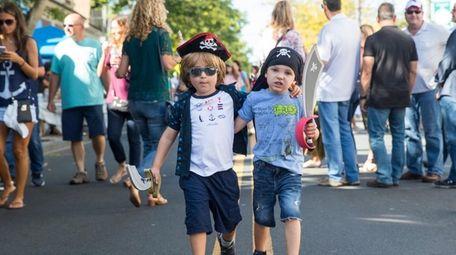 The Maritime Festival returns to Greenport, plus more
