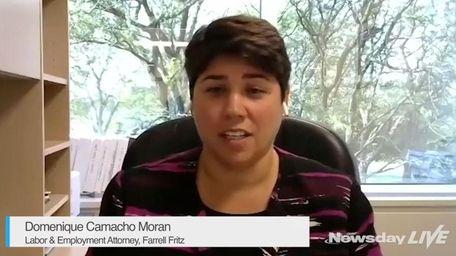 Attorney Domenique Camacho Moran, labor and employment at