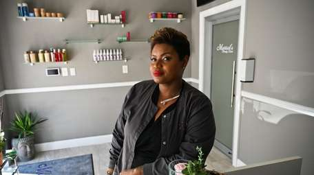 Marisol Joseph, owner of Marisol's Beauty Touch in