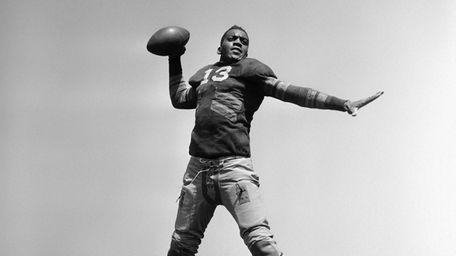 UCLA's Kenny Washington on Sept. 8, 1938.