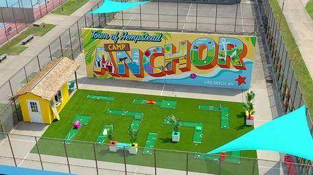 "Lido Beach's Camp A.N.C.H.O.R. is featured on ""George"