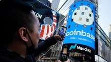 The Securities and Exchange Commission is threatening Coinbase,