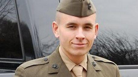 Lance Cpl. Jordan Haerter was killed in Iraq