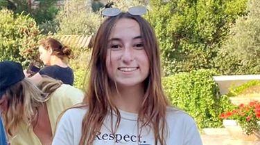 Jessica Mogol, a senior at Long Beach High