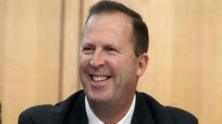 Former Long Island Association director Kevin Law is