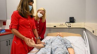 Stony Brook University's School of Health Technology and