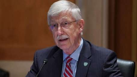 Dr. Francis Collins, director of the National Institutes