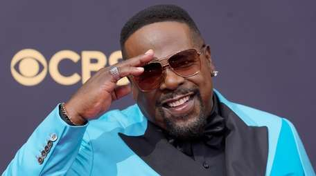 Cedric the Entertainer arrives at the 73rd Primetime