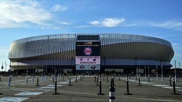 The Nassau Coliseum, where the likes of Elvis,