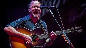 The Dave Matthews Band performs their 'Lets Plant