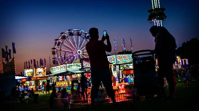 There are more than 30 festivals and carnivals
