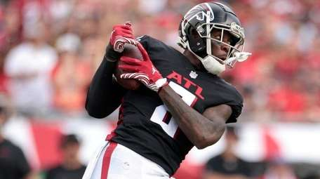 Falcons TE Kyle Pitts could cause the Giants