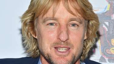 Owen Wilson attends the Opening ofThe New Exhibitions