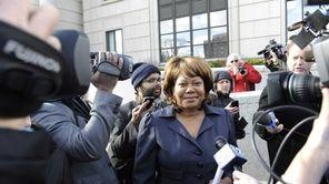 Noramie Jasmin, mayor of Spring Valley, leaves federal