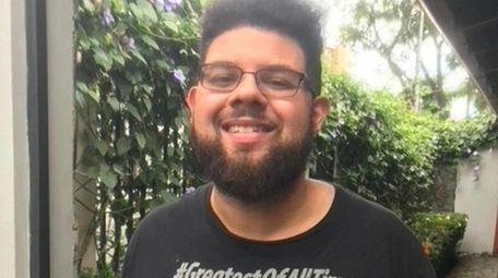 Jonathan Flores-Maldonado 27-year-old, of Hampton Bays, who died