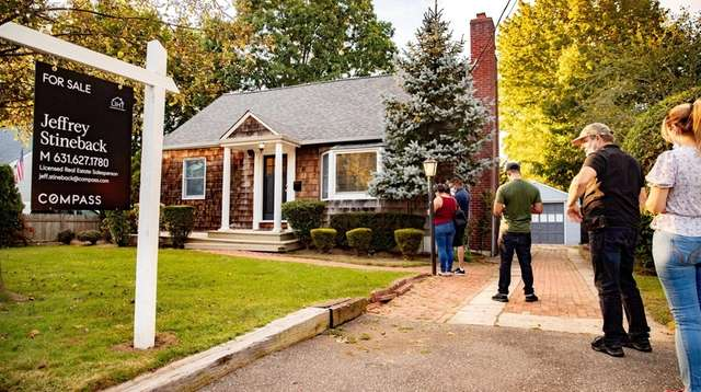 Among the communities where home prices have risen