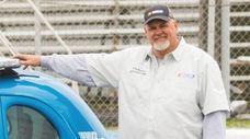 Eddie Partridge, co-owner the Riverhead Raceway, died of