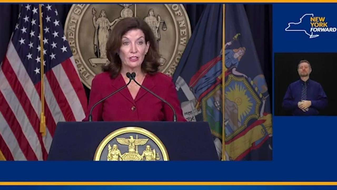 On Thursday, Gov.Kathy Hochulannounced that New York State