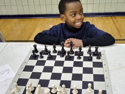 Tanitoluwa Adewumi was 7 years old when he