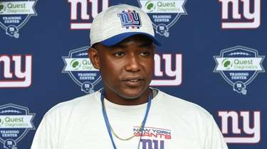 "Giants defensive coordinator Patrick Graham said ""I have"
