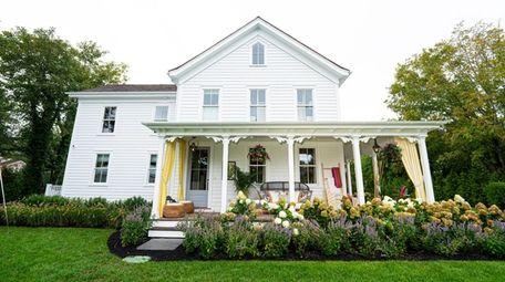 The 2021 Hampton Designer Showhouse runs through Oct.