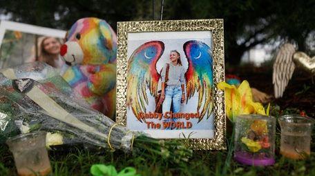 "A memorial visitation for Gabrielle ""Gabby"" Petito will"