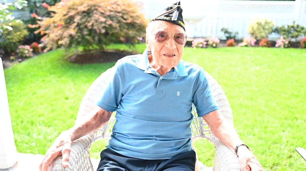 Dominick Critelli is one of nine World War