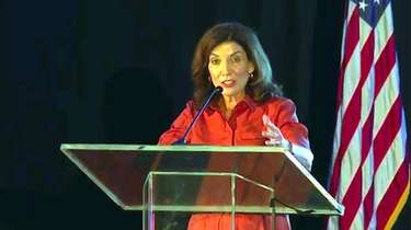 Gov.Kathy Hochul on Friday saidshe is open to