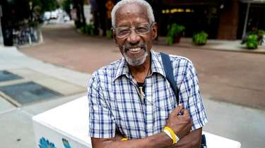 Robert Fullilove, associate dean for community and minority