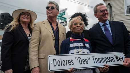 East Second Street in Huntington Station was renamed