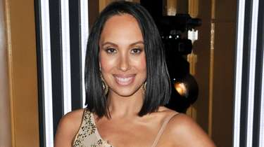 """Cheryl Burke of """"Dancing with the Stars"""" is"""
