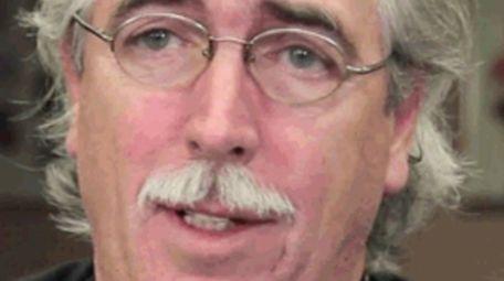 Bob McGuire, executive director of the Cerebral Palsy