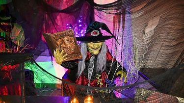 Halloween House Long Island, in Westbury, is a
