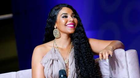 Ashanti revealed on Tuesday that she will be