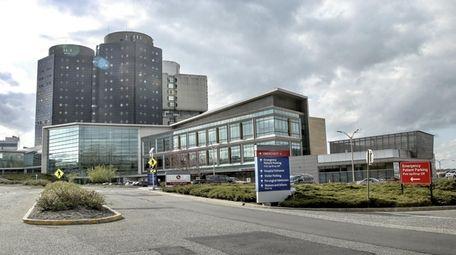 Stony Brook University Hospital says 93% of its