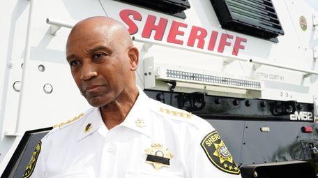 Suffolk County Sheriff Errol D. Toulon Jr.