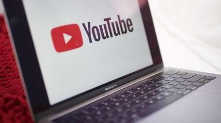 The logo for YouTube Inc. is displayed on