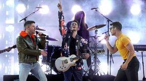 The Jonas Brothers will be atNorthwell Health at