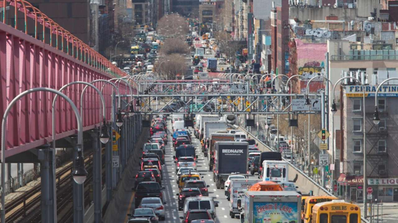 Long Islanders react to a proposal for congestion
