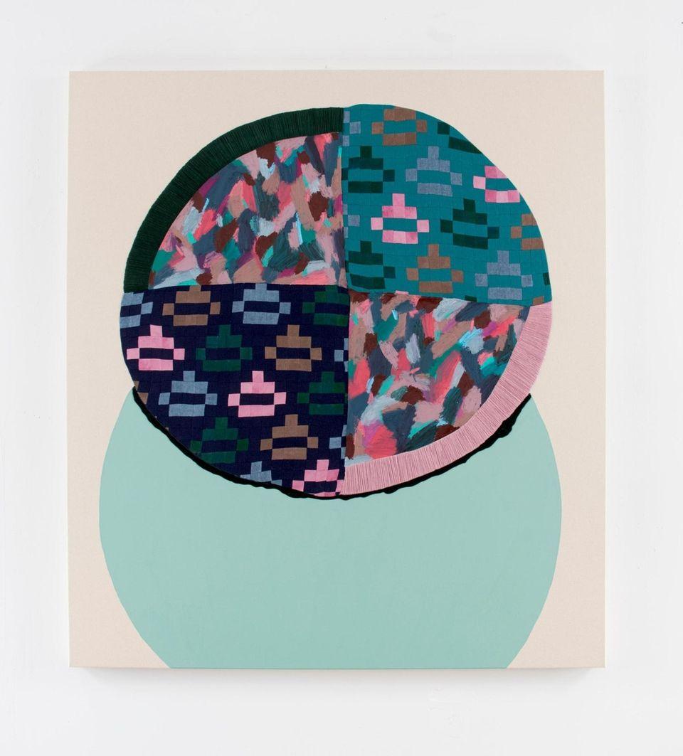 Amanda Valdez (American, b. 1982) New Me, 2021