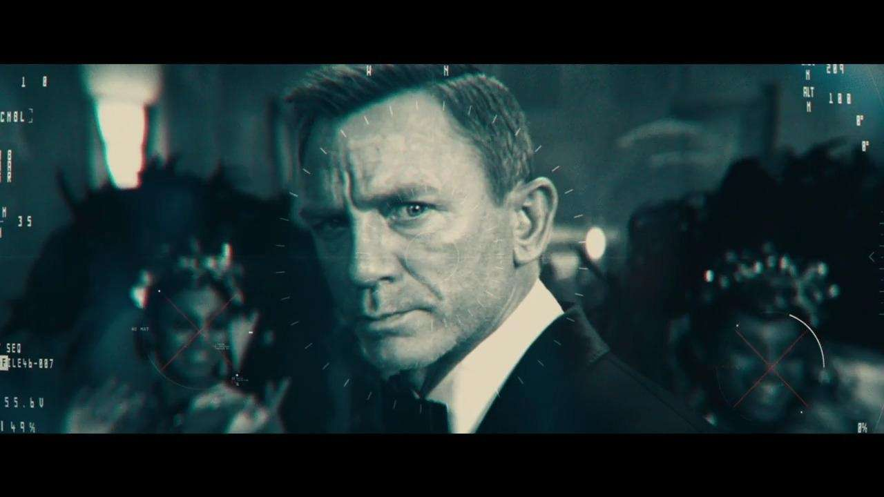 James Bond comes out of retirement to stop