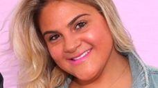 "Dana ""MJ"" Parisi, co-host of WBLI's morning show"