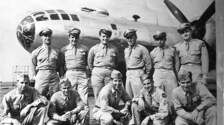 Stanley Feltman, bottom row, second from right, with