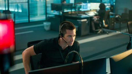 Jake Gyllenhaal plays a Los Angeles police detective