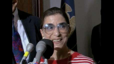 """""""Ruth: Justice Ginsburg In Her Own Words"""" airing"""